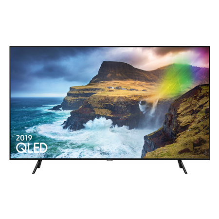 SAMSUNG QE49Q70R, 49 inch Smart 4K Ultra HD HDR QLED TV with Bixby