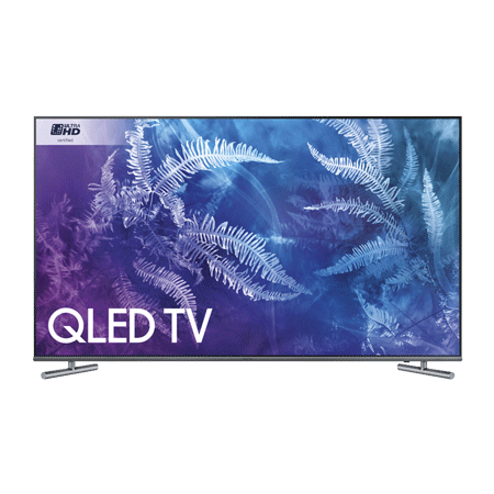 SAMSUNG QE55Q6FAM, 55 Series 6 Smart QLED Certified Ultra HD 4K TV with Built-in Wifi & TVPlus tuner