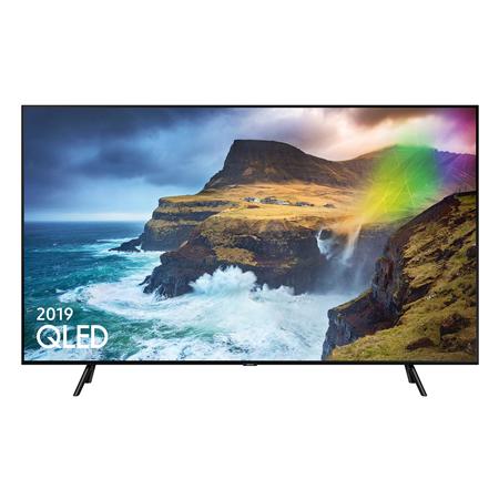 SAMSUNG QE55Q70R, 55 inch Smart 4K Ultra HD HDR QLED TV with Bixby