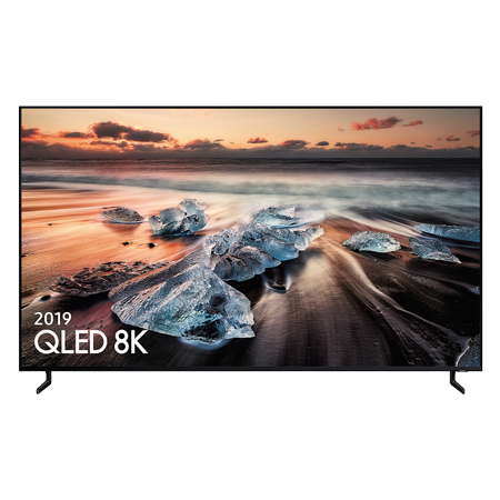 SAMSUNG QE55Q950R, 55 inch Smart 8K HDR Flagship QLED TV with Bixby