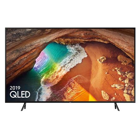 SAMSUNG QE65Q60R, 65 inch Smart 4K Ultra HD HDR QLED TV with Bixby