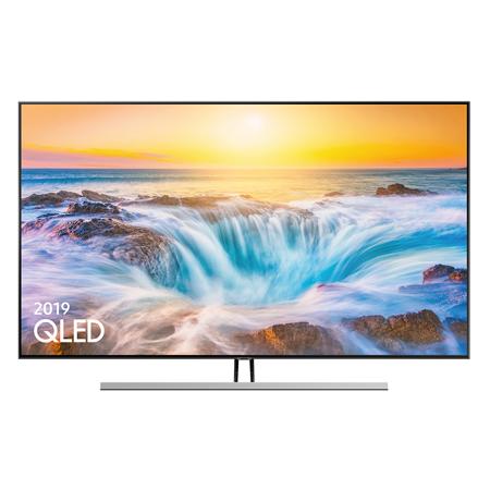 SAMSUNG QE65Q85R, 65 inch  Smart 4K Ultra HD HDR QLED TV with Bixby. Ex-Display Model.