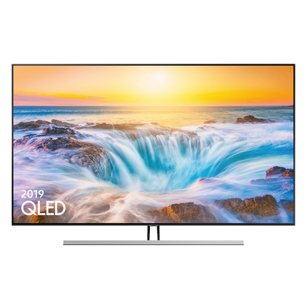 SAMSUNG QE75Q85R, 75 inch Smart 4K Ultra HD HDR QLED TV with Bixby