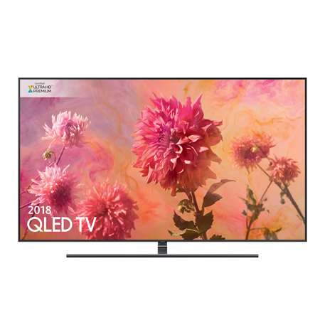 SAMSUNG QE75Q9FNA, 75 inch Series 9 Smart QLED 4K Ultra HD Premium Certified 4K TV with Built-in Wifi. Ex-Display Model