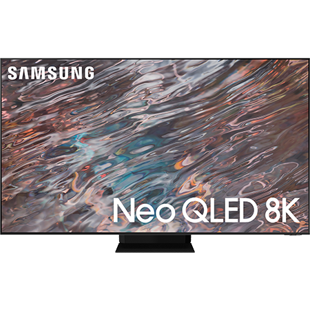 SAMSUNG QE75QN800A, 75 inch  Neo QLED Smart 8K TV Black with Freeview