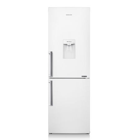 SAMSUNG RB29FWJNDWW, Freestanding Fridge Freezer with True No Frost in White