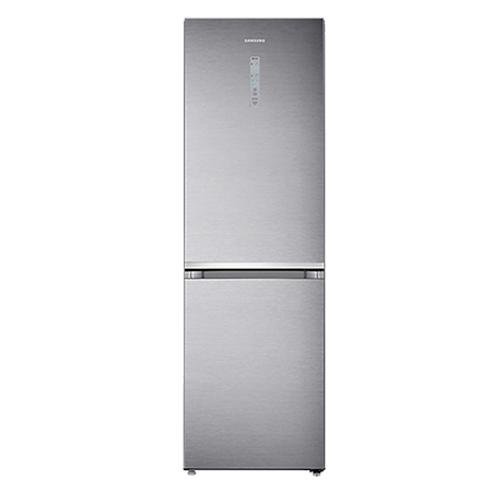 SAMSUNG RB38J7255SR, Frost Free Fridge Freezer - Stainless Steel - A++ Rated
