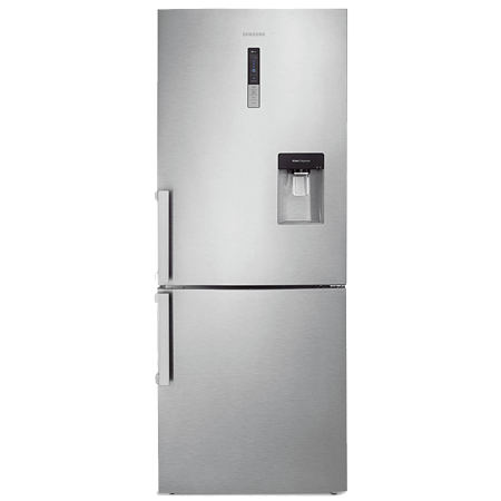 SAMSUNG RL4362FBASL, 70cm Fridge Freezer with A+ Energy Rating in Stainless Steel