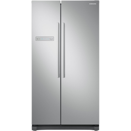 SAMSUNG RS54N3103SA, Side by Side Fridge Freezer in Metal Graphite with A+ Rated Energy