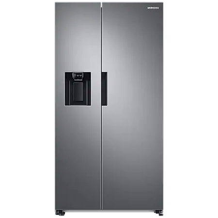 SAMSUNG RS67A8810S9, Side by Side Fridge Freezer Plumbed Water & Ice Dispenser