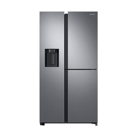 SAMSUNG RS68N8670S9, Side by Side Fridge Freezer in Stainless Steel with A+ Rated Energy