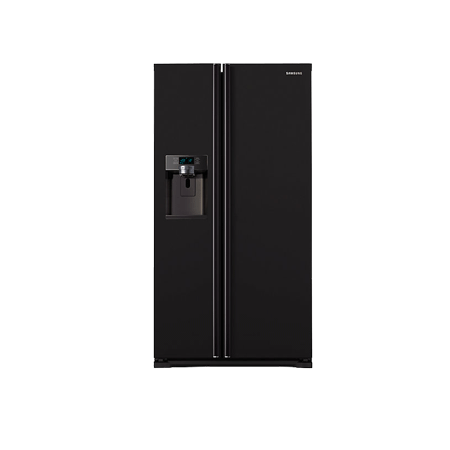 SAMSUNG RSG5MUBP1X, US Style Side by Side Fridge Freezer Black. Ex-Display Model