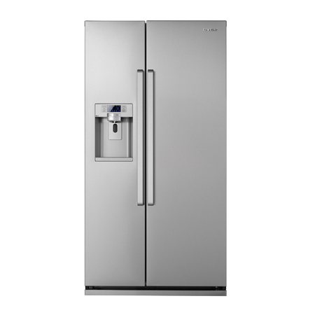 SAMSUNG RSG5UCRS, US Style Side by Side Fridge Freezer Stainless Steel