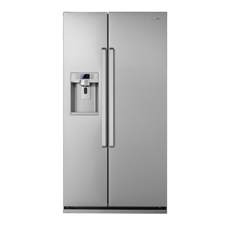 SAMSUNG RSG5UCSL, US Style Side by Side Fridge Freezer - Stainless Steel - A+ Energy rating