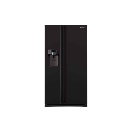 SAMSUNG RSG5UUBP, Side by Side Fridge Freezer Plumbed-in.Ex-Display Model