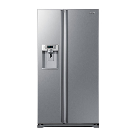 SAMSUNG RSG5UUSL1, US Style Side by Side Fridge Freezer Stainless Steel - A+ Energy Rating