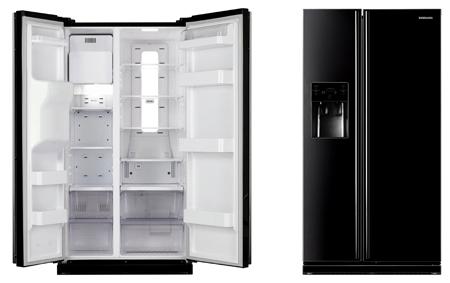 Samsung Rsh1dbbp1 Side By Side Fridge Freezer