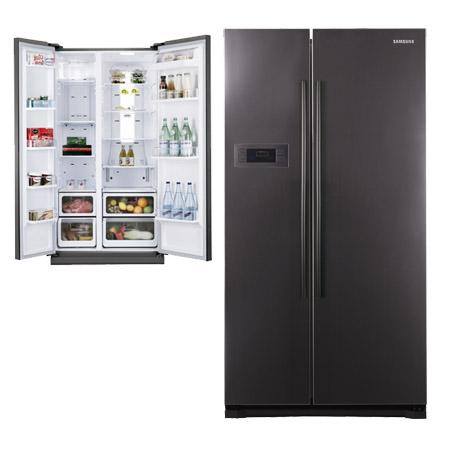 Samsung Rsh5shmh1 Side By Side Fridge Freezer Combination