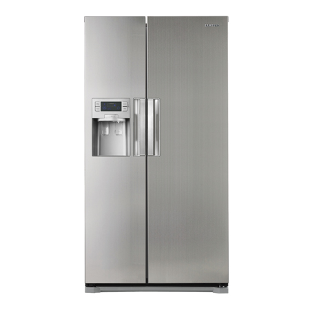 SAMSUNG RSH7UNRS, US Style Side by Side Fridge Freezer Stainless Steel