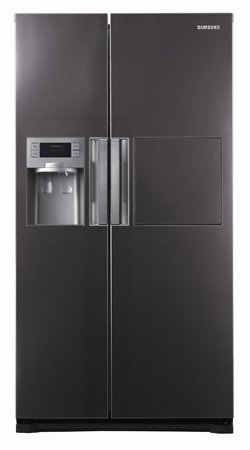 SAMSUNG RSH7ZNMH1, Side By Side Fridge Freezer Combination with Built-In Water Dispenser