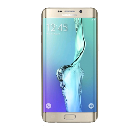 SAMSUNG SMG928FZDABTU, Samsung Galaxy S6 edge+ (32GB) Smart Phone in Gold