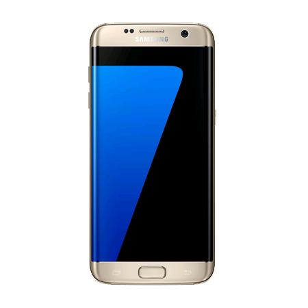 SAMSUNG SMG935FZDABTU, Samsung Galaxy S7 edge (32GB) Smart Phone in Gold