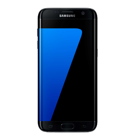 SAMSUNG SMG935FZKABTU, Samsung Galaxy S7 edge (32GB) Smart Phone in Black