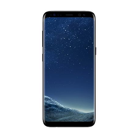 SAMSUNG SMG950FZKABTU, Galaxy S8 (64GB, Midnight Black Mobile Phone)