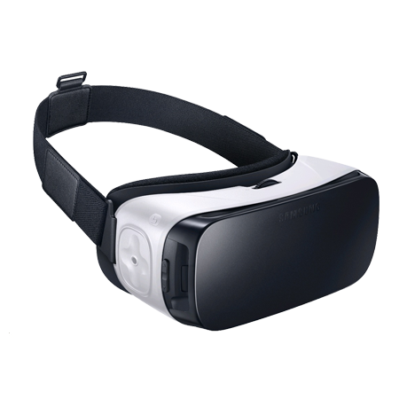 SAMSUNG SMR322NZWABTU, Samsung Gear VR Lite - Virtual Reality Headset in (Black / White)