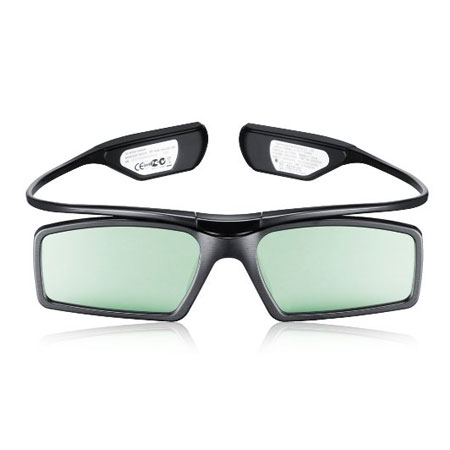 SAMSUNG SSG3550CR, Rechargeable Compact Design 3D Glasses