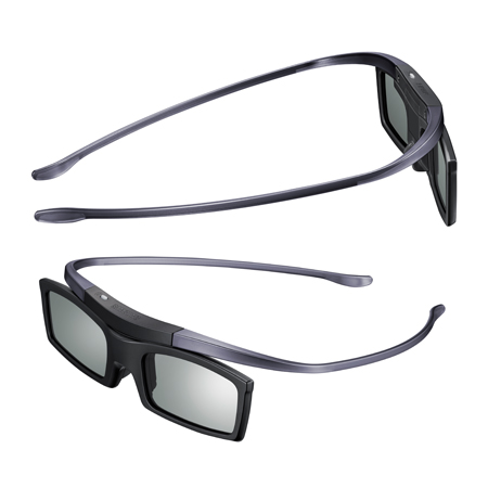 SAMSUNG SSG5100GBXCx2, 3D Active Glasses.2 Pack of Glasses