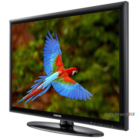 SAMSUNG UE19D4003, 19 Series 4 HD Ready LED TV with 50Hz Clear Motion Rate