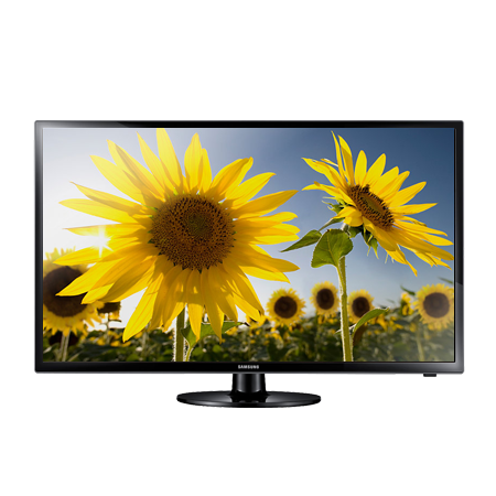 SAMSUNG UE24H4003, 24 Series 4 HD Ready LED TV with Ultra Slim Design