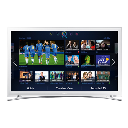 SAMSUNG UE32F4510, 32 HD Ready Smart LED TV with Built-in Wi-Fi, Freeview HD & S Recommendation
