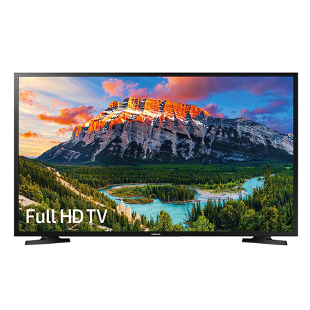 SAMSUNG UE32N5300, 32 inch Full HD Smart LED TV Black with Freeview