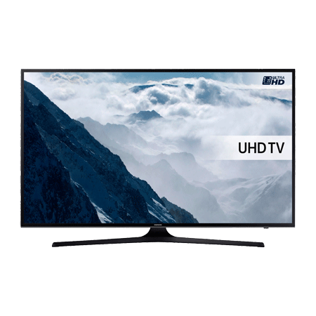 SAMSUNG UE40KU6020, 40 Series 6 Ultra HD 4K Smart LED TV with Built-in Wi-Fi & Freeview HD