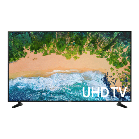 SAMSUNG UE40NU7110, 40 inch Smart Ultra HD Certified 4K HDR 10+ LED TV with Built-in Wi-Fi