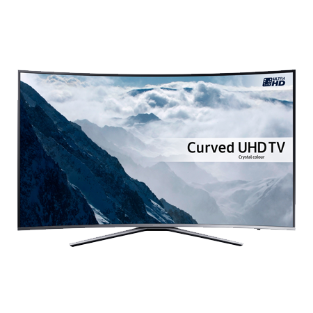 SAMSUNG UE43KU6500, 43 Series 6 Ultra HD 4K Smart Curved LED TV
