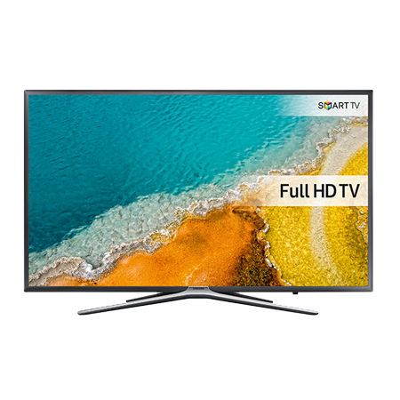 SAMSUNG UE49K5500, 49 Full HD 1080p Smart LED TV with Freeview HD, Built-In Wi-Fi