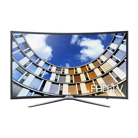 SAMSUNG UE49M6320, 49 Full HD 1080p Curved Smart LED TV.