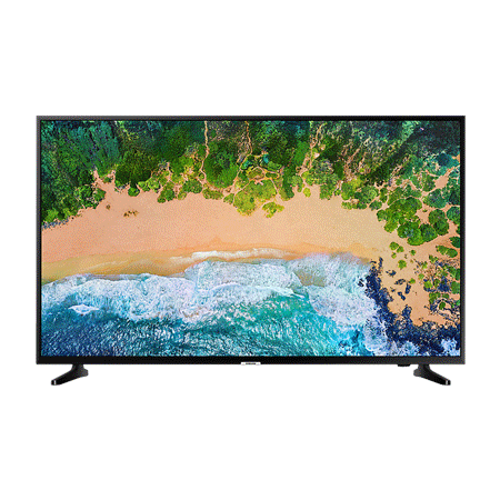 SAMSUNG UE50NU7020, 50 Smart Ultra HD Certified 4K HDR 10+ LED TV with Built-in Wi-Fi, TVPlus