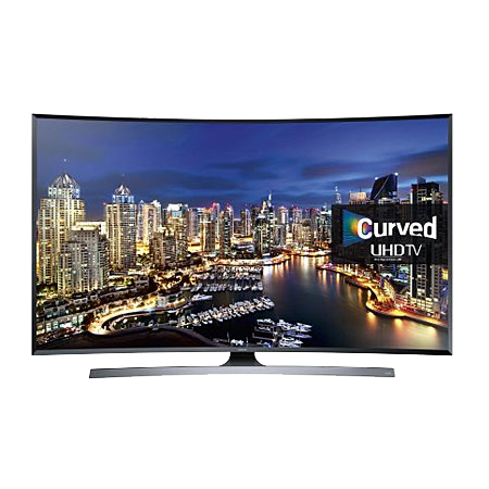 samsung ue55ju7500 55 series 7 ultra hd 4k smart 3d curved led tv with freeview hd and built in. Black Bedroom Furniture Sets. Home Design Ideas