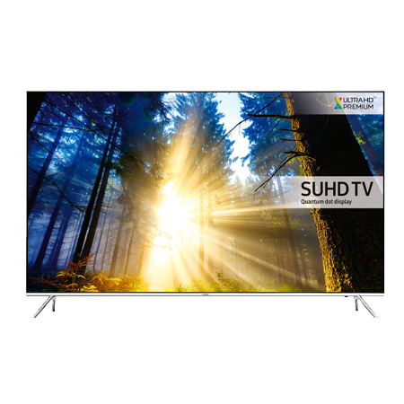 SAMSUNG UE55KS7000, 55 Series 7 Ultra HD 4K SUHD Smart LED TV with Quantum dot display. Ex-Display Model