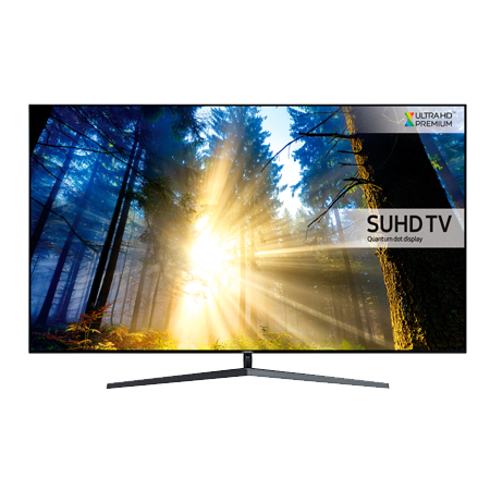 SAMSUNG UE55KS8000, 55 Series 8 Ultra HD 4K SUHD Smart LED TV with Quantum dot display. Ex-Display model.