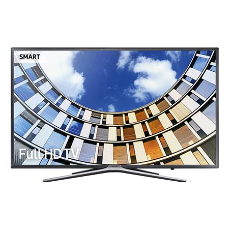 SAMSUNG UE55M5520, 55 Full HD 1080p Smart LED TV with TVPlus tuner & Built-in Wi-Fi in Dark Titan