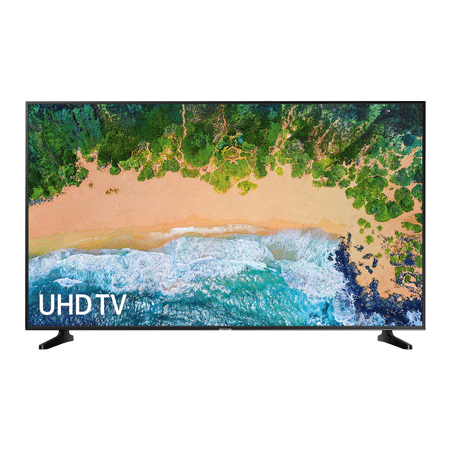 SAMSUNG UE55NU7021, 55 inch Smart Ultra HD 4K HDR LED TV with Built-in Wi-Fi. Ex-Display Model