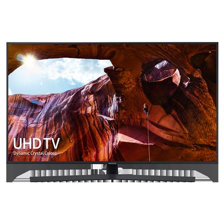 SAMSUNG UE55RU7400, 55 inch Smart Ultra HD 4K LED TV with Built-in Wi-Fi & New Apple TV App
