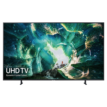 SAMSUNG UE55RU8000, 55 inch Smart Ultra HD 4K LED TV with Built-in Wi-Fi.Ex-Display Model