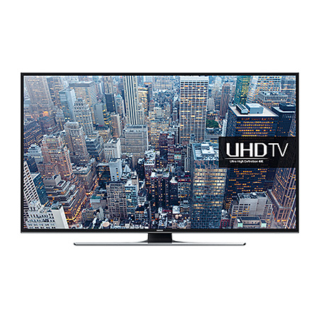 SAMSUNG UE65JU6400, 65 Series 6 Ultra HD 4K Smart LED TV with Freeview HD and Built-in Wi-Fi.