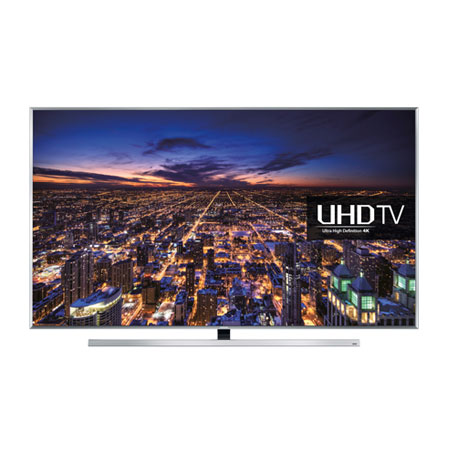 SAMSUNG UE85JU7000, 85 Series 7 Ultra HD 4K Smart 3D LED TV with Freeview HD and Built-in Wi-Fi